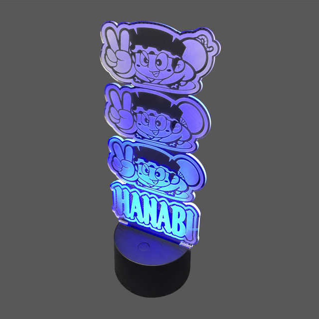 【ライセンス商品】【LEDパネル】ハナビ