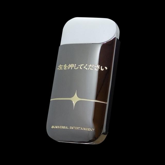 【ホール景品】【i-STYLES真鍮製iQOSケース】MILLION GOD