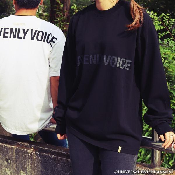 【長袖Tシャツ】HEAVENLY VOICE