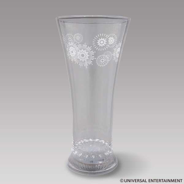 【光るビールグラス】ハナビ