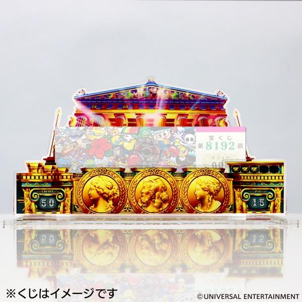 【アクリルスタンドジオラマ】MILLION GOD-神々に神頼み