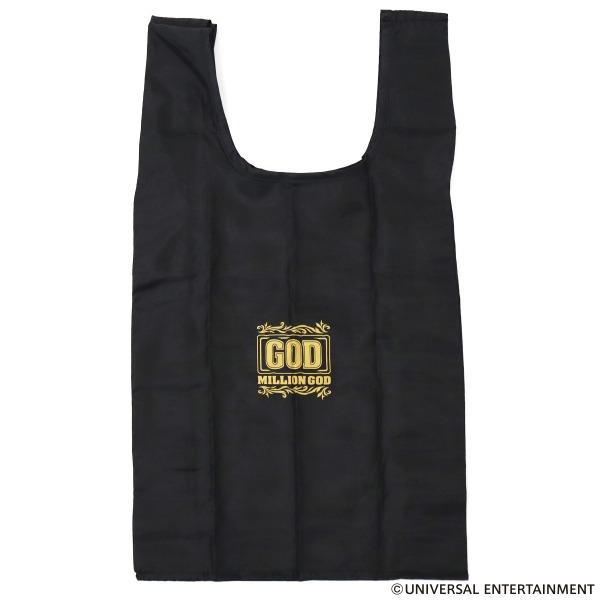 【エコバッグ】MILLION GOD