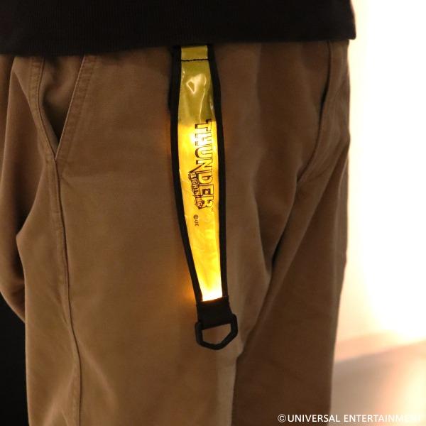 【光るリフレクターキーホルダー】サンダーVライトニング