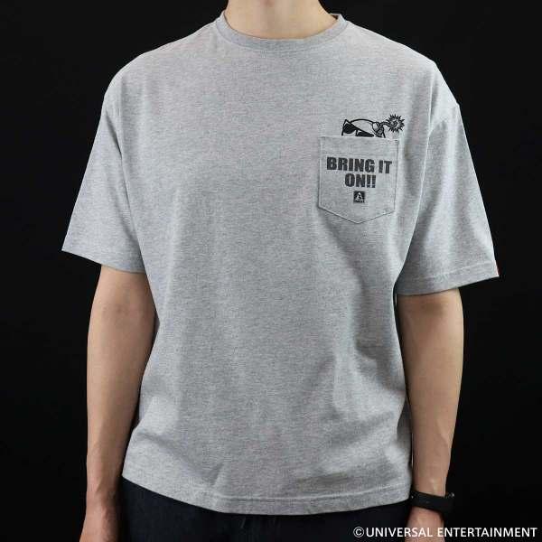 【デザインポケットTシャツ】B-MAX