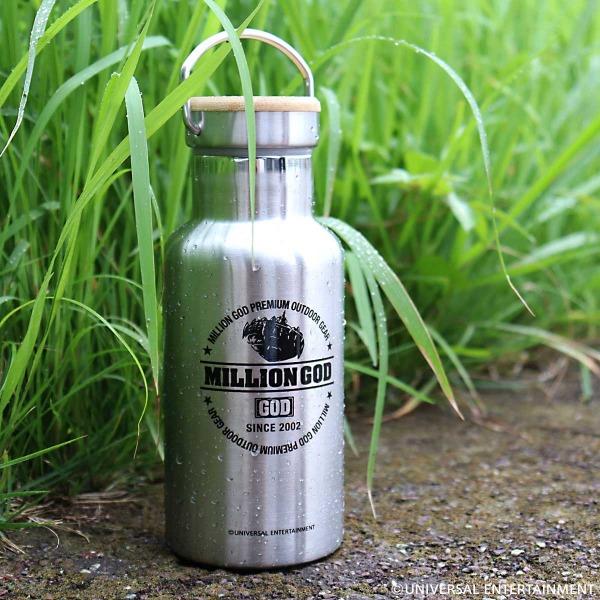 【ステンレスボトル】MILLION GOD-OUTDOOR