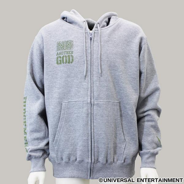 【パーカー】ANOTHER GOD HADES-U.E.ARMY
