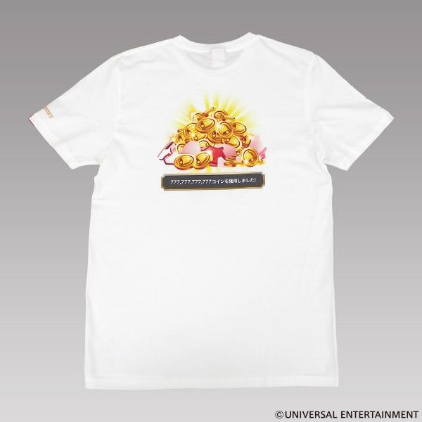 【Tシャツ】スロットストリート-豚の貯金箱