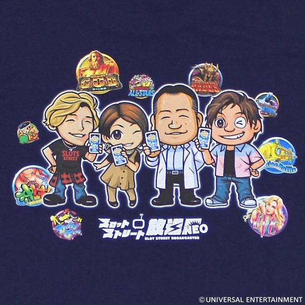 【Tシャツ】スロスト放送局