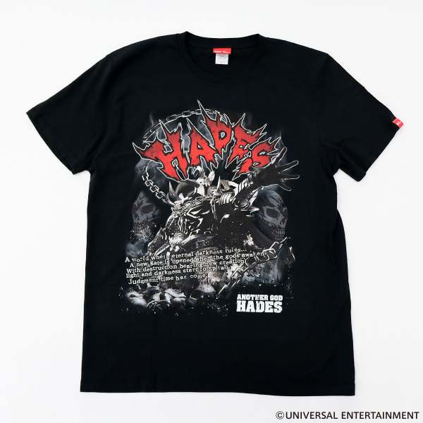 【Tシャツ】ANOTHER GOD HADES-HADES Rock