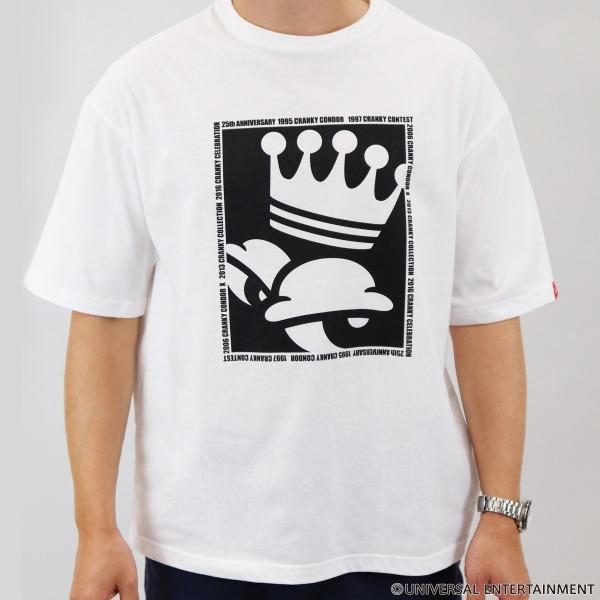 【Tシャツ】クランキーコンドル-25th Anniversary