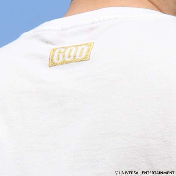 【Tシャツ】MILLION GOD-GOD,GOD,GOD