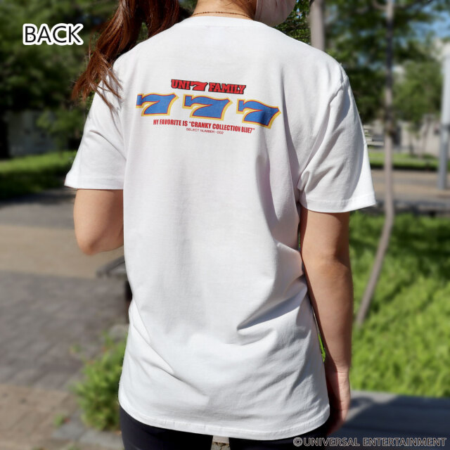 【Tシャツ】UNI7 FAMILY-選べる7図柄Tシャツ