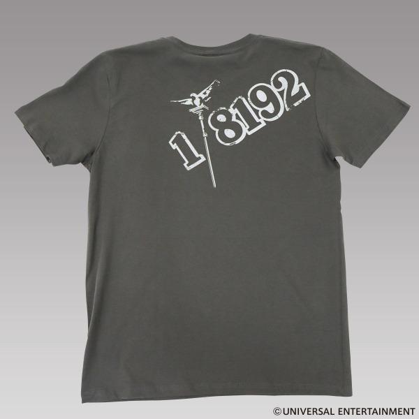 【Tシャツ】MILLION GOD-1/8192(復刻)