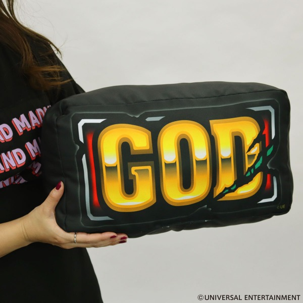 【クッション】ミリオンゴッド-神々の凱旋-