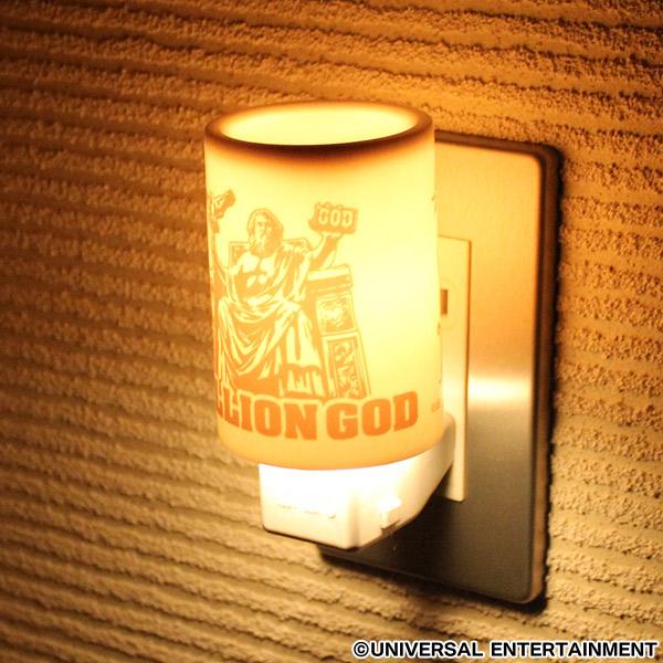 【アロマランプ】MILLION GOD-神々のアロマランプ
