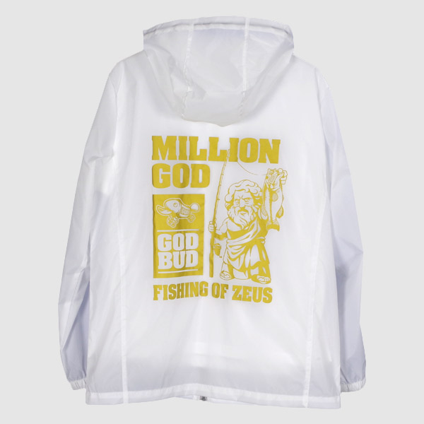 【ウィンドブレーカー】SMITH×UNIVERSAL ENTERTAINMENT-MILLION GOD