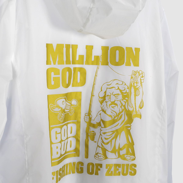 【ウィンドブレーカー】SMITH×UNIVERSAL ENTERTAINMENT-MILLION GOD