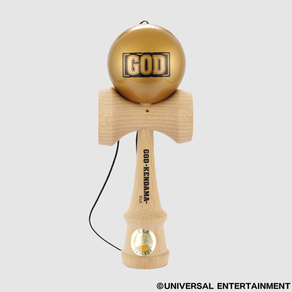 【けん玉】MILLION GOD-GOD-KENDAMA-