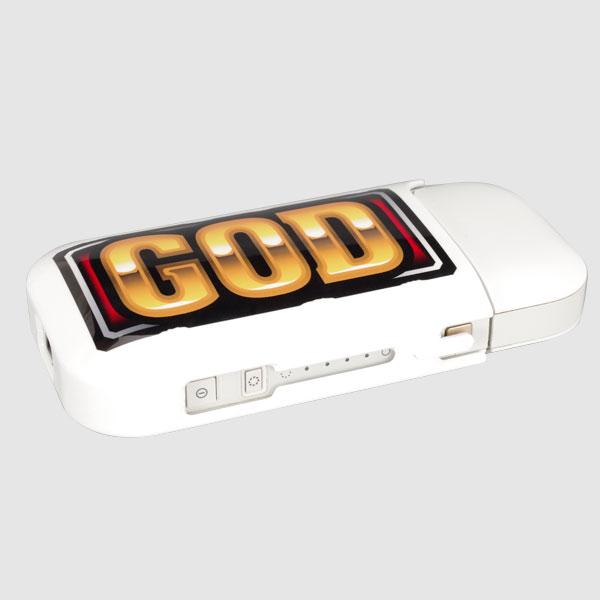 【iQOSハードケース】GOD