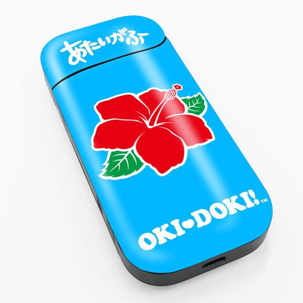 【iQOSステッカー】沖ドキ!‐ブルー