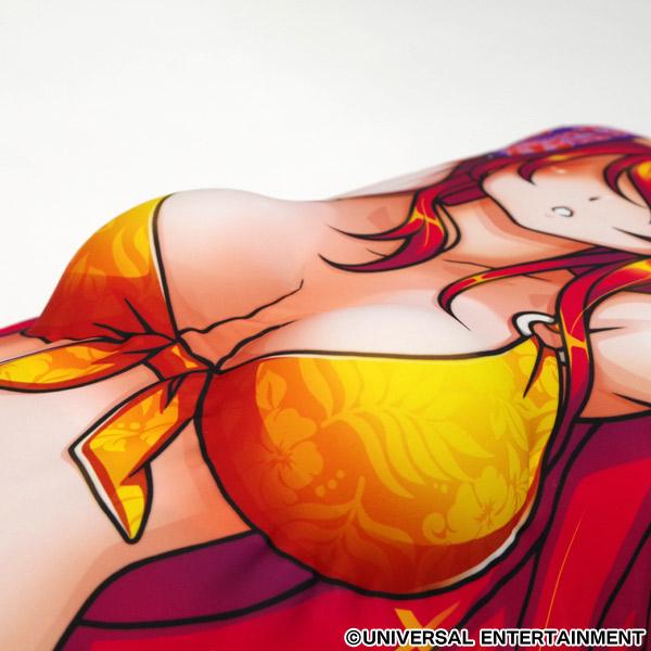 【抱き枕カバー】沖ドキ!-カナちゃんおっぱい