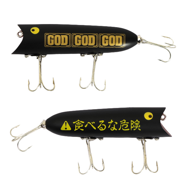 Heddon×Smith×UNIVERSAL ENTERTAINMET【ルアー】GODラッキー13