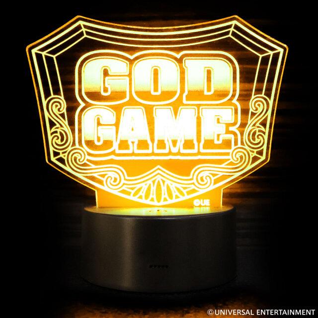 【LEDアクリルスタンド】ミリオンゴッド-神々の凱旋-