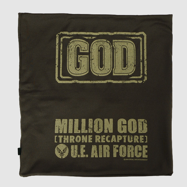【ネックウォーマー】MILLION GOD-AIR FORCE