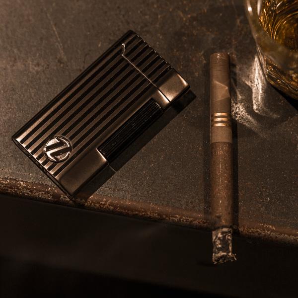 【sevens】lighter - black(003C)