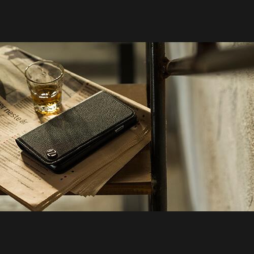 【sevens】iPhone case - black