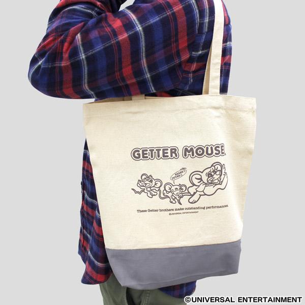 【トートバッグ】ゲッターマウス