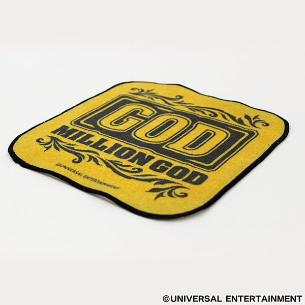 【タオルハンカチ】MILLION GOD