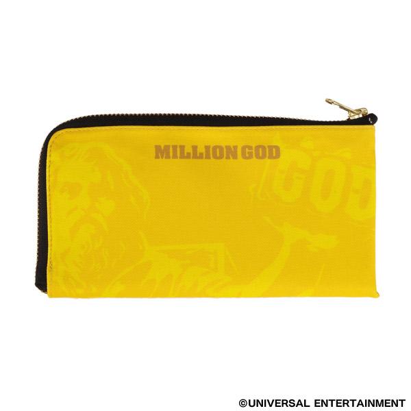 【ロングウォレット】MILLION GOD