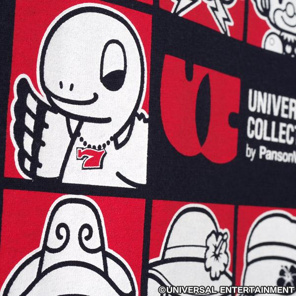 パンソンワークス×UNI-MARKET【ライトウェイトパーカー】UC(ユニバーサルコレクション)