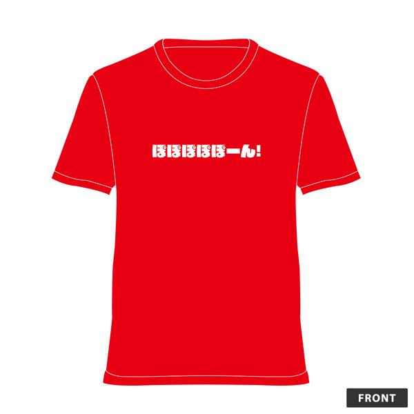 【半袖】裏返すと実写ビリー顔Tシャツ