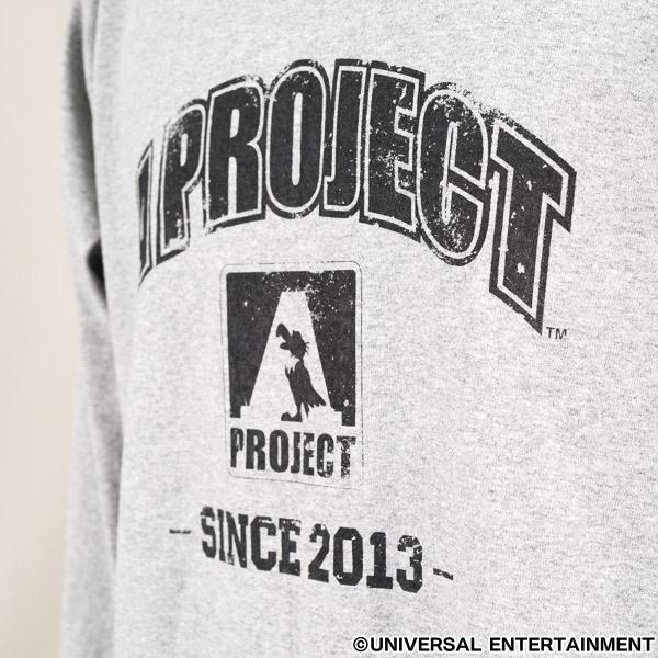 【長袖Tシャツ】A PROJECT