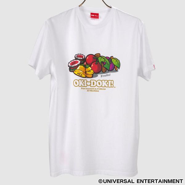 【半袖】沖ドキ!-Fruit of OKIDOKI!