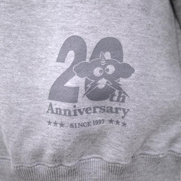 【パーカー】サンダーV-20th Anniversary