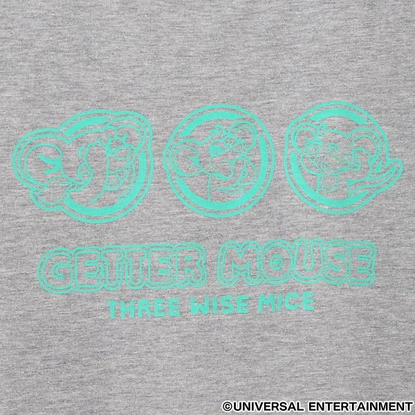 【Tシャツ】ゲッターマウス-UNI-MARKET 5th ver.
