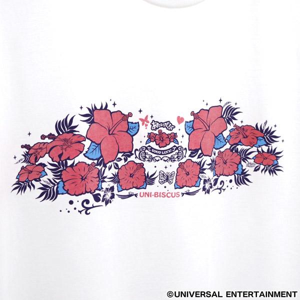 【Tシャツ】ユニビスカス