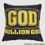 【増産決定:2020年1月中旬発送予定】【クッションカバー】MILLION GOD & ANOTHER GOD HADES