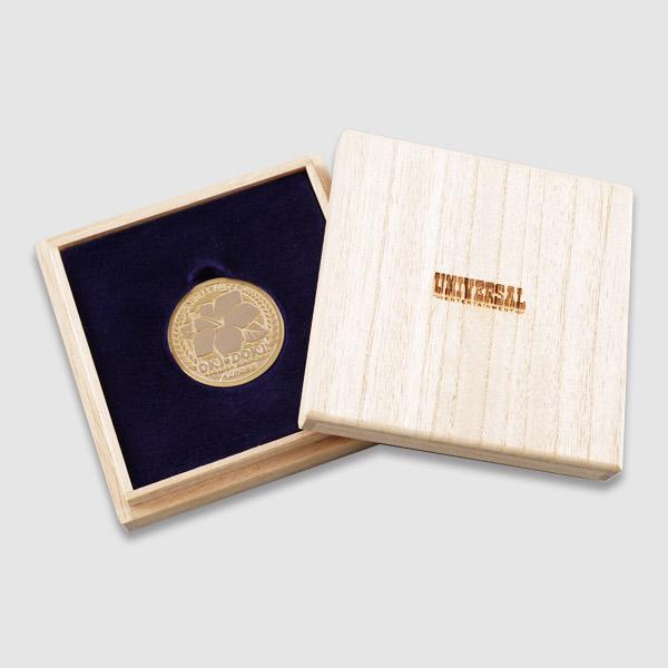 【限定5点】沖ドキ!ゴールドメダル(K18)