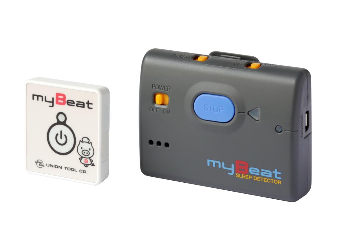 眠気通知器セット 型番 DSD/WHS-1