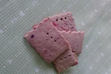 クランベリークッキー1
