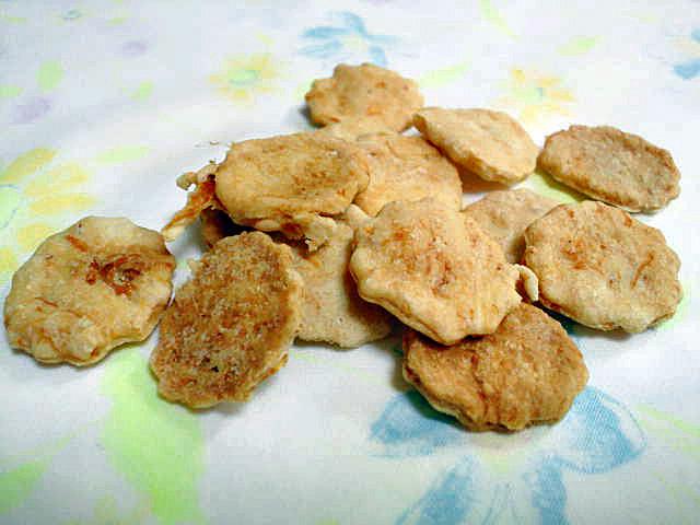鱈、おからクッキー1