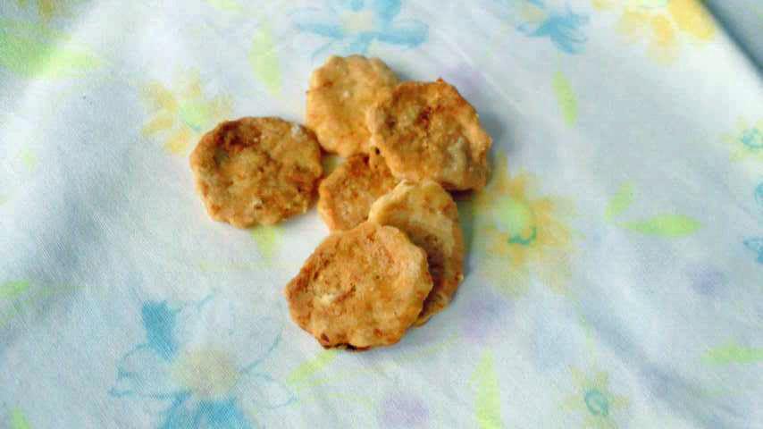 ラム・おからクッキー