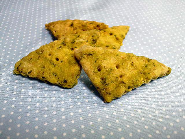 ほうれん草クッキー1