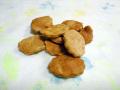 きな粉、豆乳クッキー