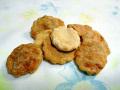 鮭、おからクッキー1