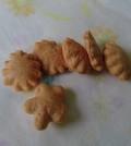 ココナッツおからクッキー